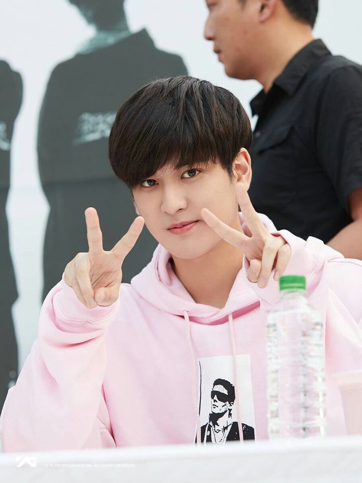 #iKON fansign event #Chanwoo #Chan