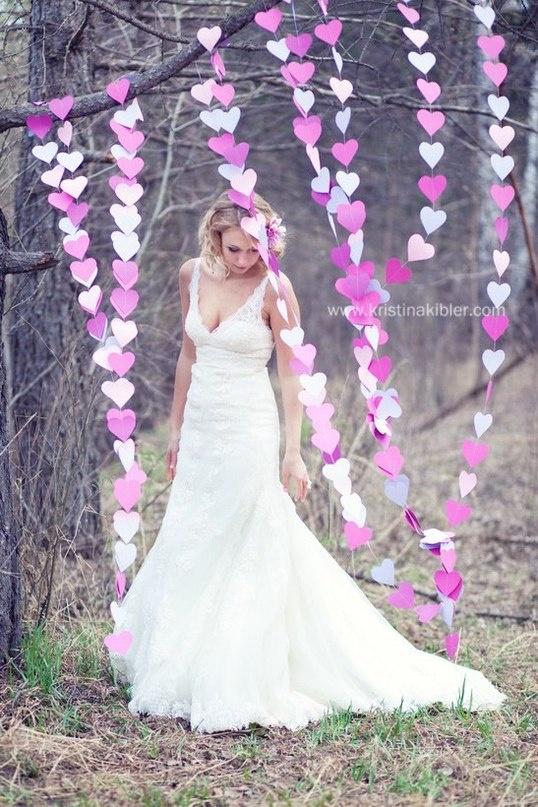 Оформление свадебных фотосессий   11 фотографий