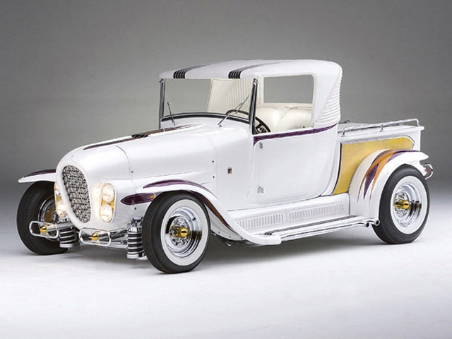 1929 Ford Roadster Pickup Ala Kart