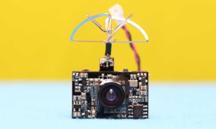 Review of the Eachine DVR03 camera