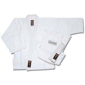 ProForce Gladiator Judo Gi / Uniform by Pro Force. Made out of 100% quality cotton. Single weave uniform with the durable construction of a double weave.