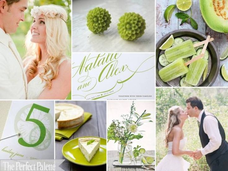 I usually don't pin entire inspiration boards, but this chartreuse, gray & white palette is just so fun and lovely!