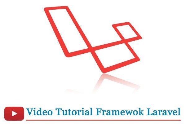 video tutorial framework laravel