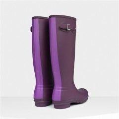 botas para lluvia marca hunter originales