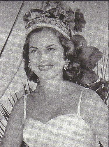 Penny Coelen | Miss South Africa 1958,