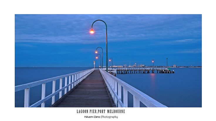 Lagoon Pier, Port Philip Bay, Melbourne