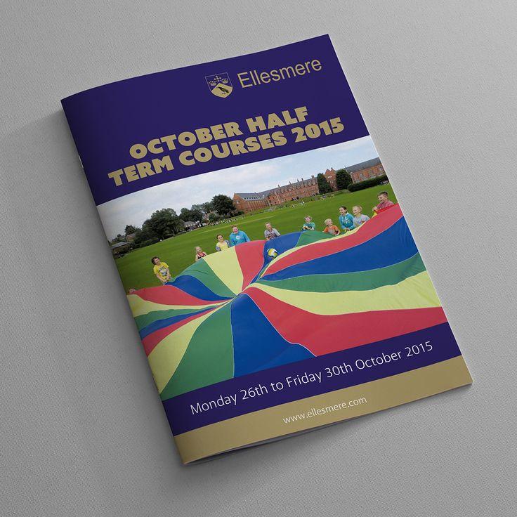 Ellesmere College Booklet Cover