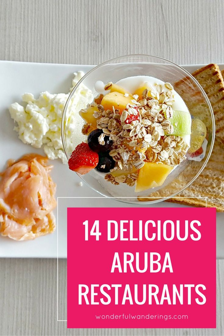 Looking for the best Aruba restaurants? Search no more! This list of 14 must-do…