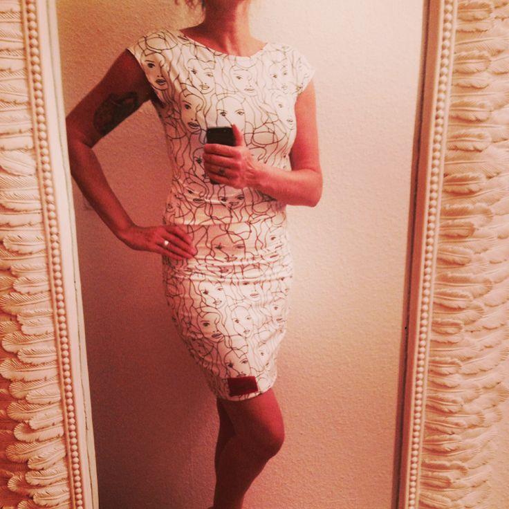 """Gefällt 42 Mal, 5 Kommentare - ERDENMOND - Das schöne Leben! (@erdenmond) auf Instagram: """"Ich habe schnell ein neues Kleid genäht. Das Schnittmuster ist aus dem Buch von Rosa.P Es sitzt…"""""""