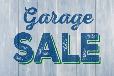 Talking garages sales with Carly on Radio Live today!!