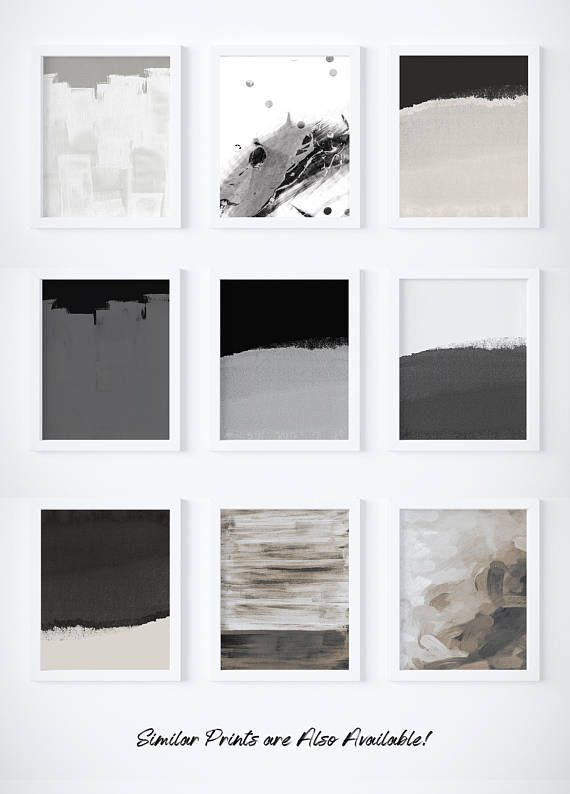 Black and White Art Prints. Brown Prints. Brown Art. Neutral Art ...
