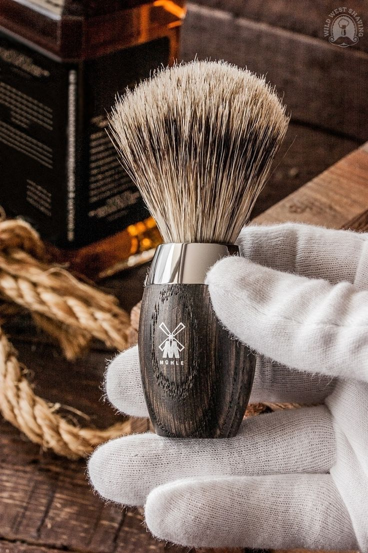 MÜHLE - Shaving brush KOSMO 281 H 873