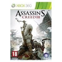/** Priceshoppers.fr **/ Jeux Xbox 360 Ubisoft ASSASSIN'S CREED 3