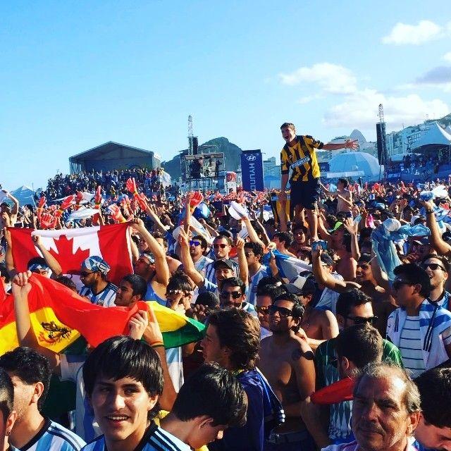 argentinos copacabana