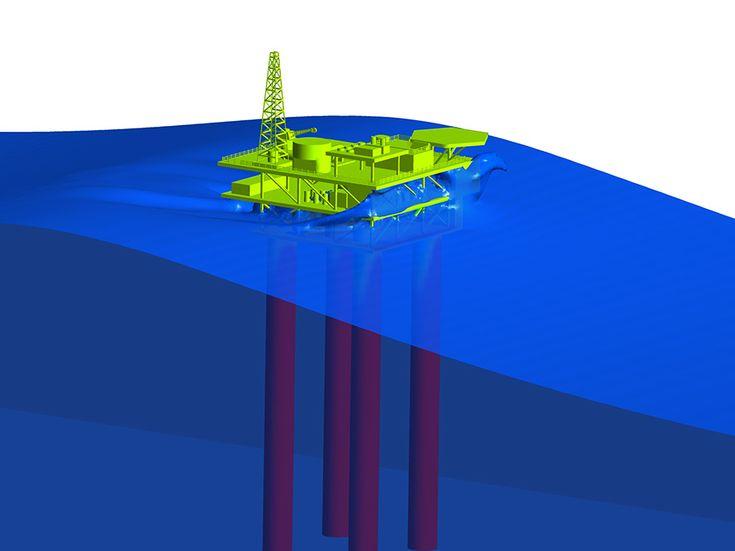 Desarrollamos la ingeniería de proyectos para plataformas marinas y ductos de transporte de hidrocarburos off-shore. Empleamos simulaciones computacionales para la carga de las olas sobre las estructuras, nuestra experiencia en el análisis estructural y capacidad en las simulaciones garantizan nuestro trabajo. Te presentamos planos de construcción, de detalle y memorias de cálculo especializadas sustentando el proyecto.