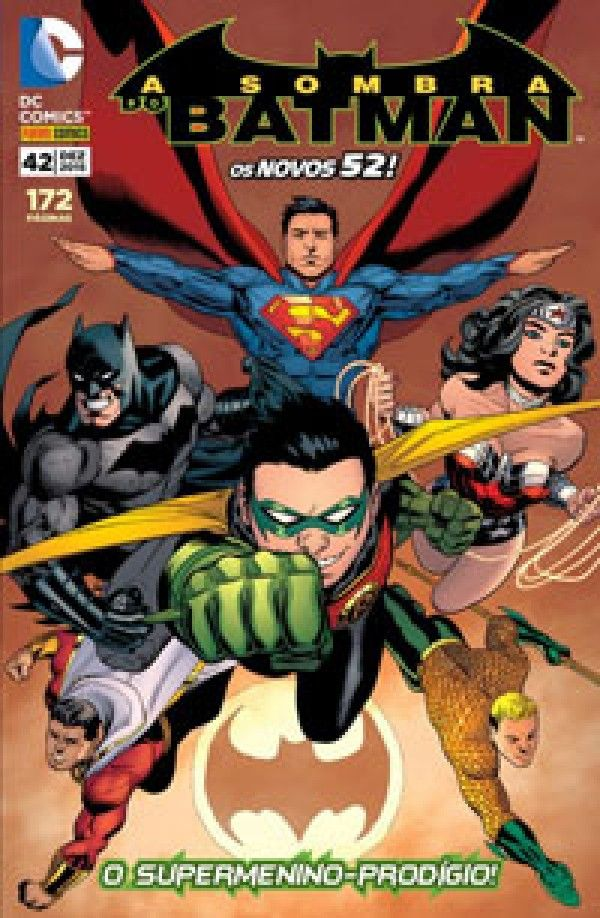 LIGA HQ - COMIC SHOP A SOMBRA DO BATMAN (52) #42 PARA OS NOSSOS HERÓIS NÃO HÁ DISTÂNCIA!!!