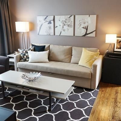 Need Ideas For Your Small Living Room Watch The IKEA Home Tour Squad Help Walkers Make Over Their