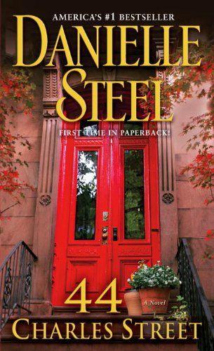 Bestseller Books Online 44 Charles Street: A Novel Danielle Steel $7.99 - www.ebooknetworki...