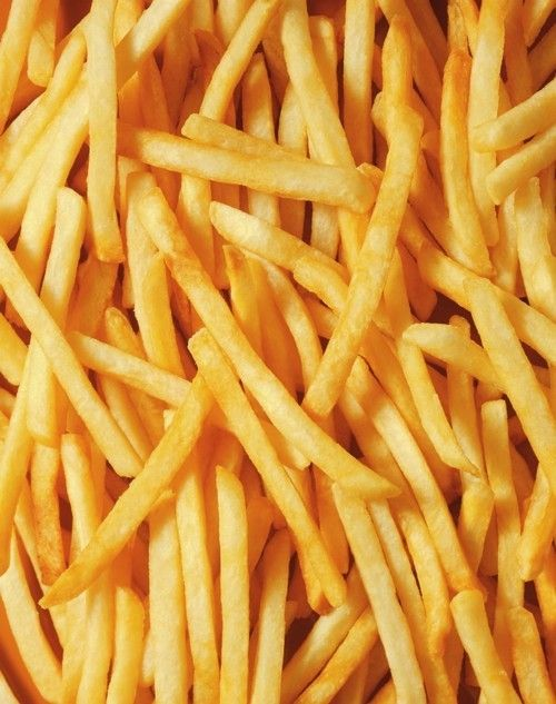I know this is weird, but I'd totally love to be in a french fry eating competition someday! I feel like I'd do a pretty good job at it haha