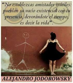 Alejandro Jodorowsky...