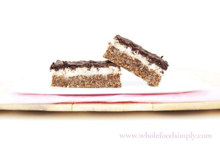 Chocolate Ripple Slice