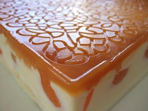 ou comment faire une belle présentation avec les empreintes déco demarle et bien démouler les coins du gâteau sans les casser !