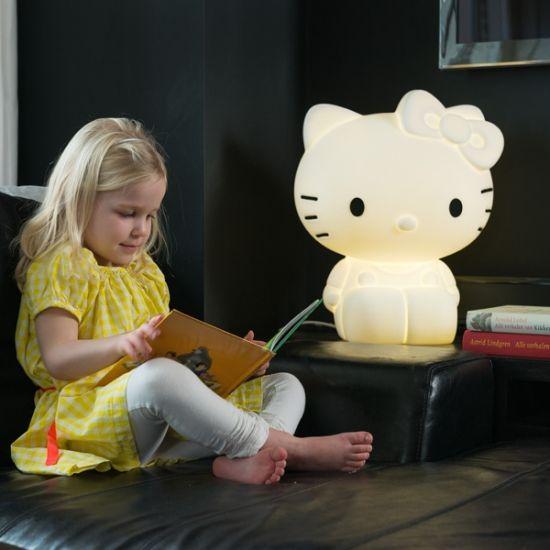 Hello Kitty Lamp - Base NL - Scherpe prijzen bij Cosygifts.be