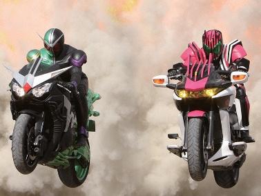 仮面ライダー×仮面ライダー フォーゼ&オーズ MOVIE大戦 MEGA MAX ディレクターズカット版 (Kamen Rider X, Kamen Rider Forze, & Oz movie great Mega Max director's card...)