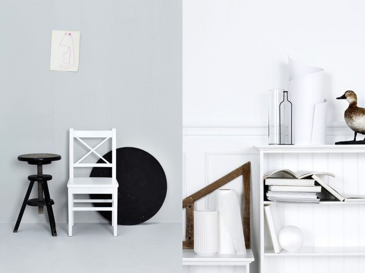 Line Thit Klein for Oliver furniture - via Coco Lapine Design