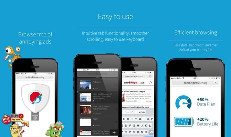 Adblock Browser for iOS Devices is here