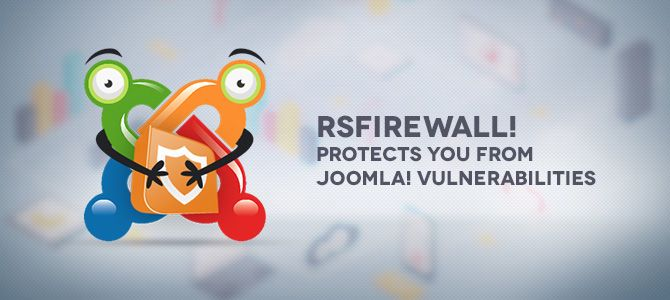 Joomla! vulnerability announcements and hacker attacks. How does this all relate to RSFirewall!? http://bit.ly/1W8KAUd ‪#‎HackerAttacks‬ ‪#‎SecurityIssues‬ ‪#‎RSFirewall‬!