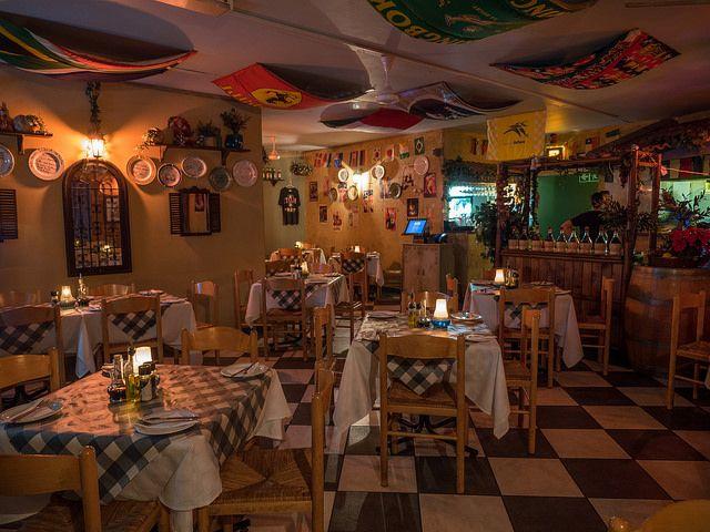 The Mad Italian Restaurant ...