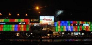 Rönesans holding'in, rönesans gayrimenkul yatırım a.ş. kanalıyla kurduğu piazza markalı alışveriş ve yaşam merkezlerinin üçüncüsü şanlıurfa'da görkemli bir törenle açıldı...
