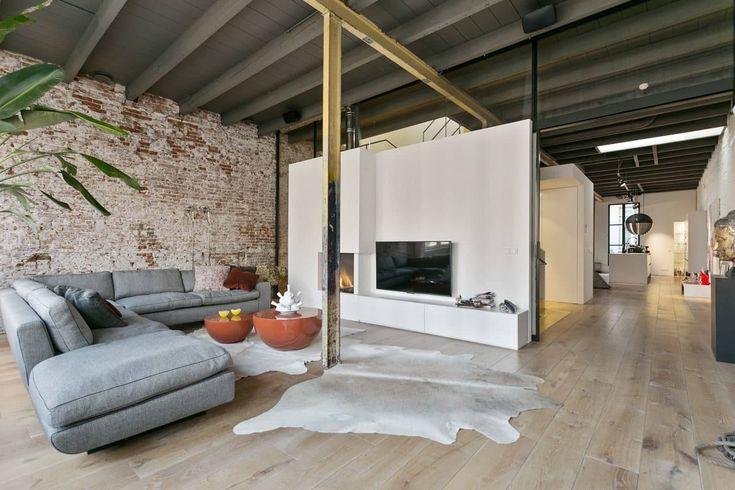 loft 6  - Dit pakhuis in Den Bosch is verbouwd tot stijlvolle loft - Manify.nl