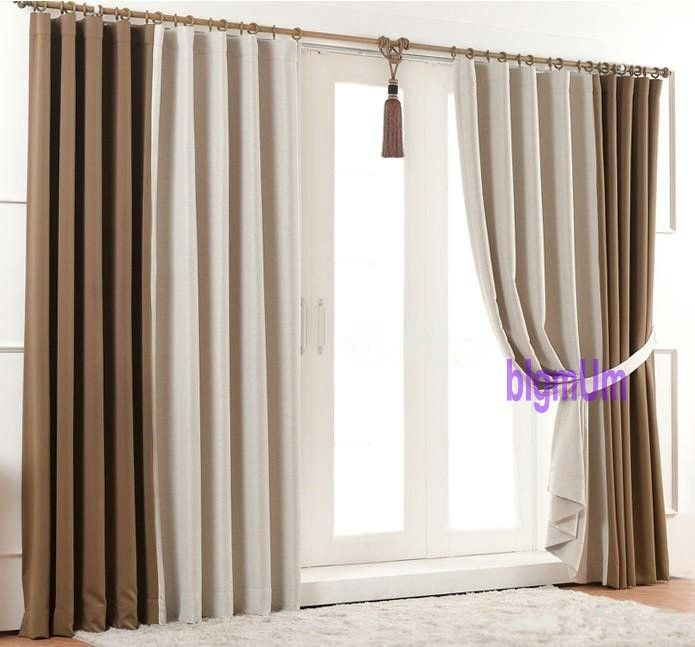 15 best cortinas images on Pinterest Curtain ideas, Window - ideas de cortinas para sala