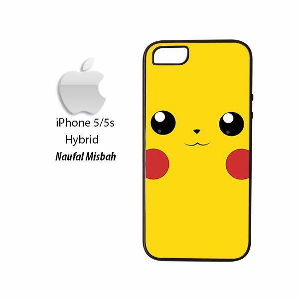 Pikachu Pokemon iPhone 5/5s HYBRID Case