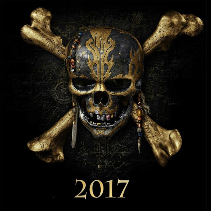 Pirates of the Caribbean 5 Dead Man tell No Tell premier in 2017 can't wait to watch it