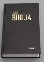 Cebuano Bible [Hardcover] by Dunlap
