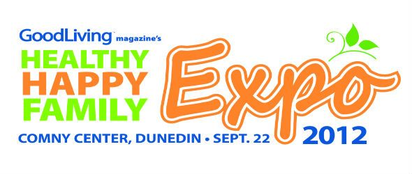 Great Health Expo by Good Living Magazine! We are so happy that we could be a part of it!