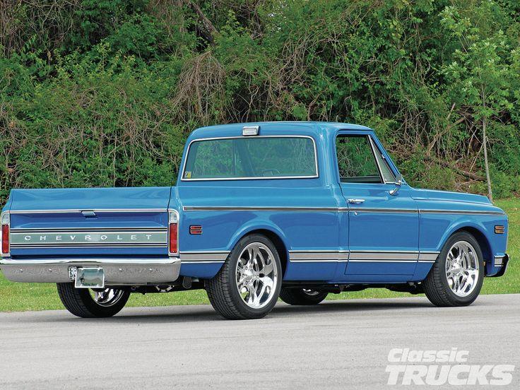 1972 chevy truck