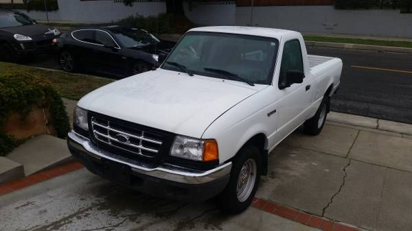 2002 Ford Ranger low miles
