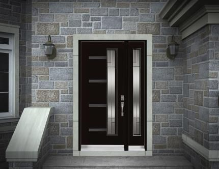 Choose and create the home entry door of your dreams, and to visualize how this door would match the style and colors of your home.