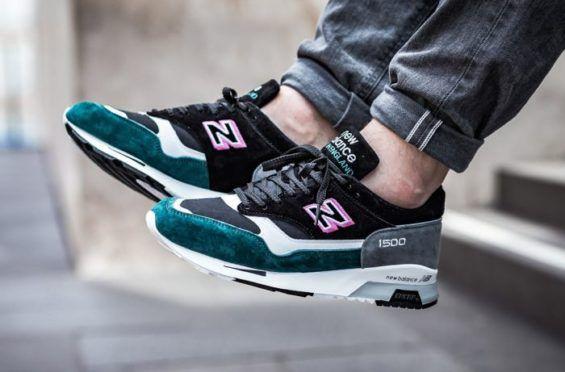 http://SneakersCartel.com An On-Feet Look At The Two Newest Colorways Of The New Balance 1500 Made In England #sneakers #shoes #kicks #jordan #lebron #nba #nike #adidas #reebok #airjordan #sneakerhead #fashion #sneakerscartel