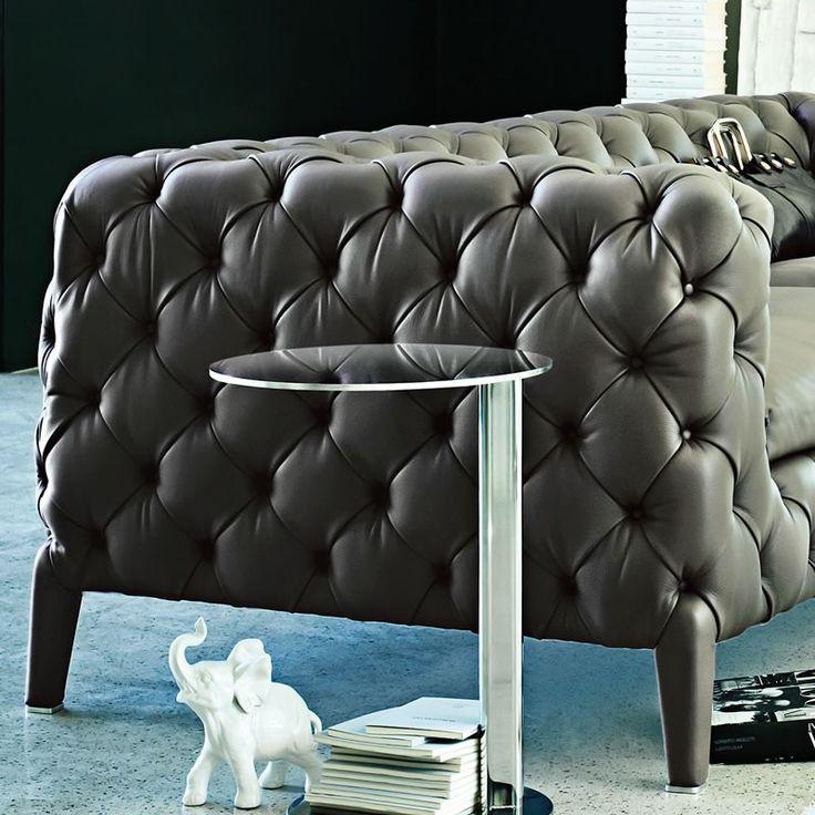 Arketipo Windsor Leather Sofa