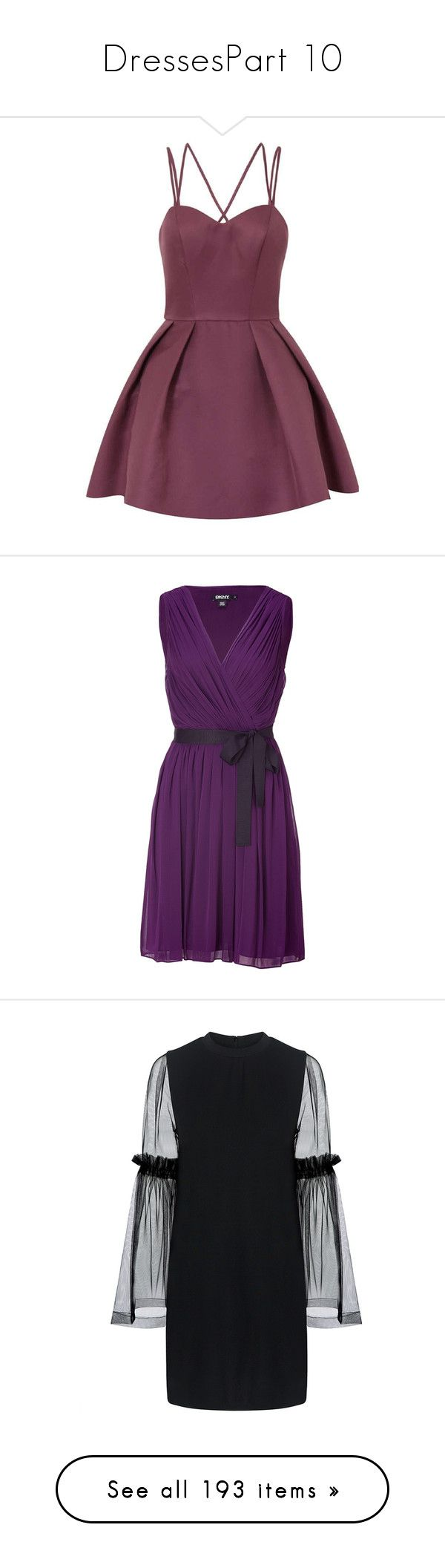"""Dresses\Part 10"" by bestgirlever ❤ liked on Polyvore featuring dresses, vestidos, purple, petite, short dresses, short purple dresses, purple cocktail dresses, purple dress, petite short dresses and purple dresses"