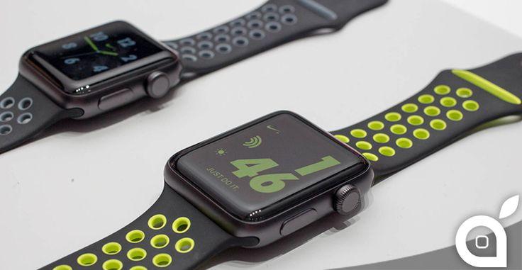 Apple Watch Nike è ufficialmente disponibile: ecco i primi unboxing ed hands-on [Video]