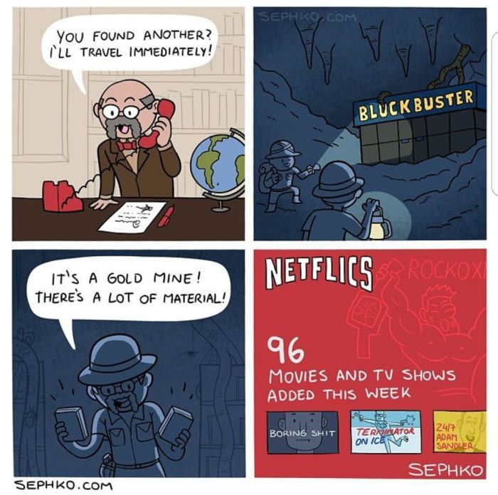 The truth about Netflix