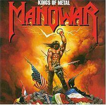 MANOWAR  / KINGS OF METAL