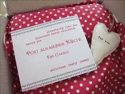 Von Meine rosarote Seite: Food Gift, Gift Packaging, Adorable Food