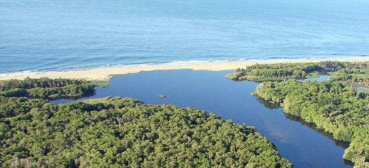 Maniatepec Lagoon, Puerto Escondido